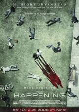 The Happening - Poster
