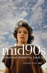 Mid90s - Poster