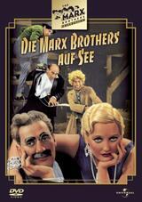 Die Marx Brothers auf See - Poster