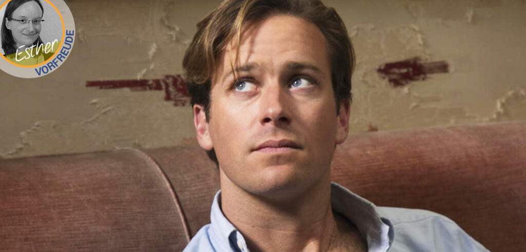 Armie Hammer inCall Me by Your Name