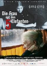 Die Frau mit den 5 Elefanten - Poster