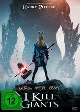 I Kill Giants - Poster