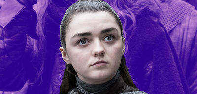 Maisie Williams als Arya Stark in Game of Thrones