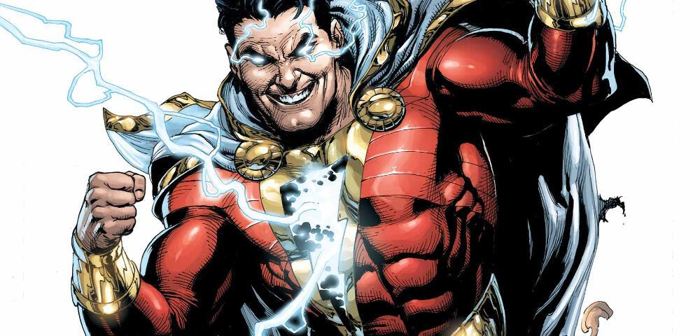 Shazam! - Marvel-Darsteller Zachary Levi spielt Hauptrolle in DC-Superhelden-Film