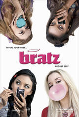 Bratz: The Movie - Poster