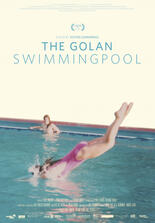 Swimmingpool am Golan