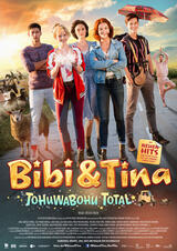 Bibi & Tina - Tohuwabohu total! - Poster