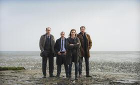 Ostfriesenkiller mit Christiane Paul, Peter Heinrich Brix, Barnaby Metschurat und Christian Erdmann - Bild 1