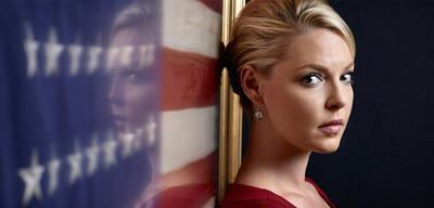 Ob Katherine Heigle nach dem Flop von State of Affairs nun bei CBS glücklich wird?