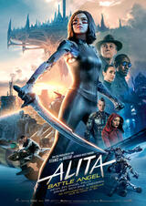 Alita: Battle Angel - Poster