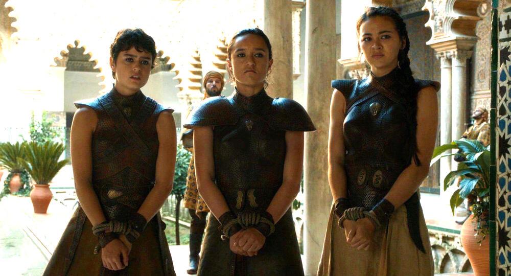 Game Of Thrones Staffel 7 Schauspielerin Deutet Dauerhaften