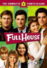 Full House - Staffel 4 - Poster