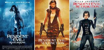 Das Resident Evil-Franchise