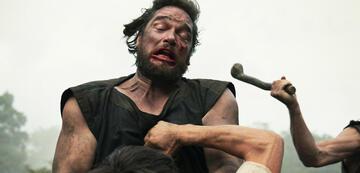 Kampfgeschehen in Barbaren: Ronald Zehrfeld
