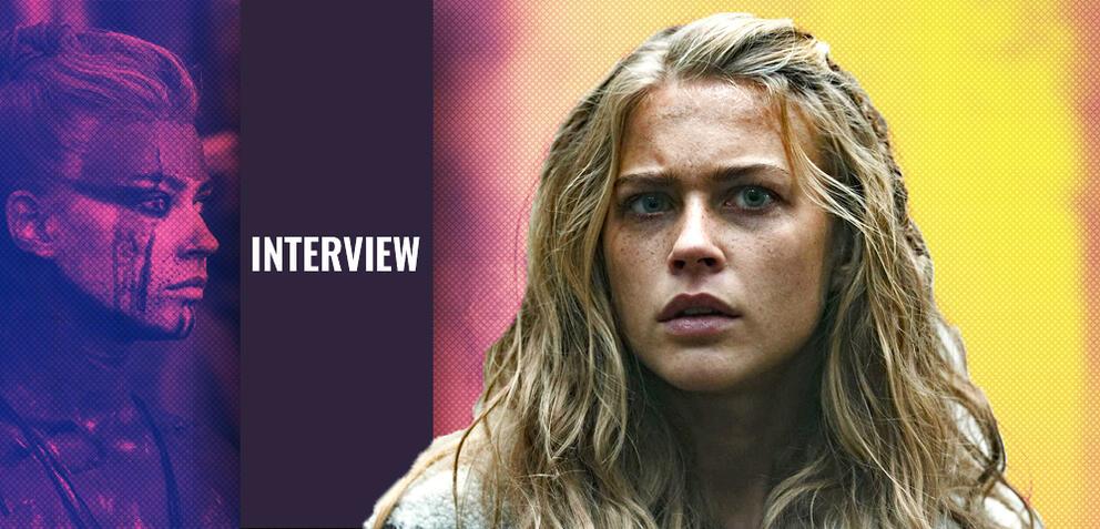 Barbaren bei Netflix: Jeanne Goursaud im Interview