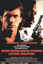 Lethal Weapon - Zwei stahlharte Profis Poster