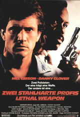 Lethal Weapon - Zwei stahlharte Profis - Poster