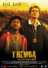 Themba - Das Spiel seines Lebens - Poster