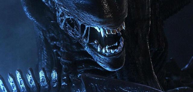 Xenomorph aus Alien