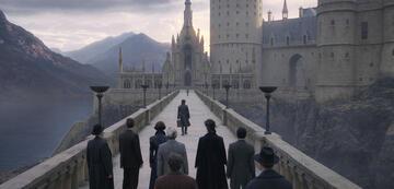 Bringt auch Phantastische Tierwesen 3 eine Rückkehr nach Hogwarts