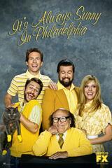 It's Always Sunny in Philadelphia - Staffel 7 - Poster
