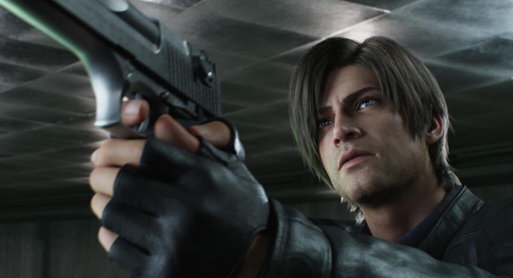 Resident Evil: Infinite Darkness - Staffel 1