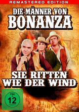 Die Männer von Bonanza - Sie ritten wie der Wind - Poster