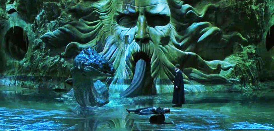 Harry Potter Und Die Kammer