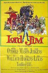 Lord Jim - Poster