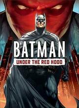 Batman: Under the Red Hood - Poster