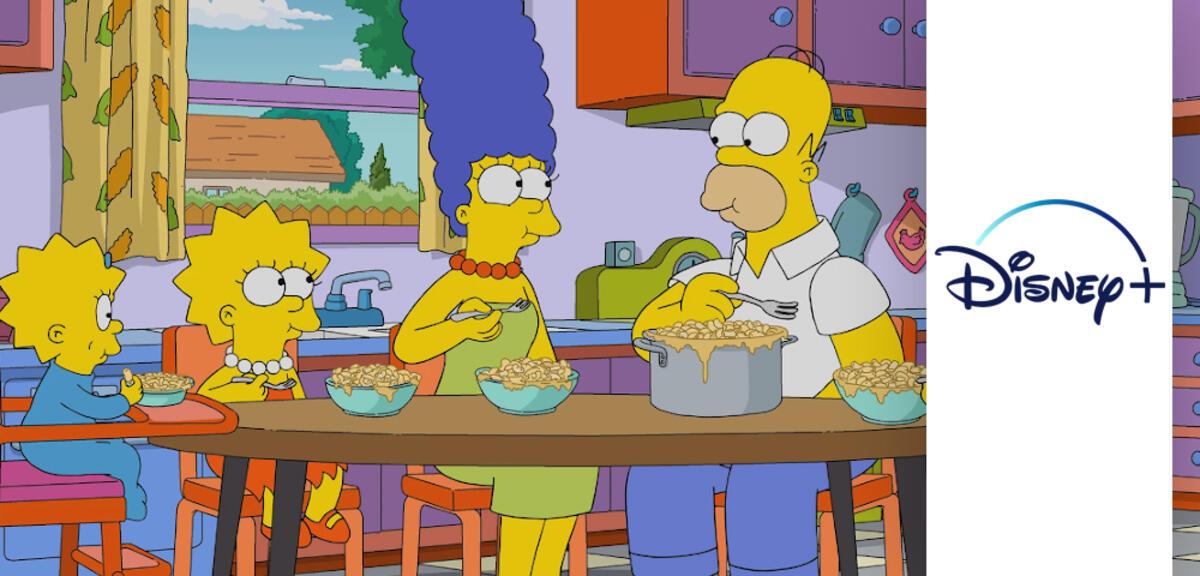 Disney+ verspricht: Ärgerlicher Simpsons-Fehler wird korrigiert