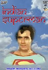 The Indian Superman - Poster