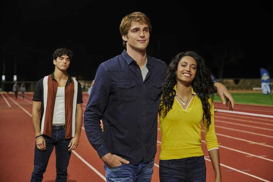 The Kissing Booth 2 mit Maisie Richardson-Sellers, Jacob Elordi und Taylor Zakhar Perez