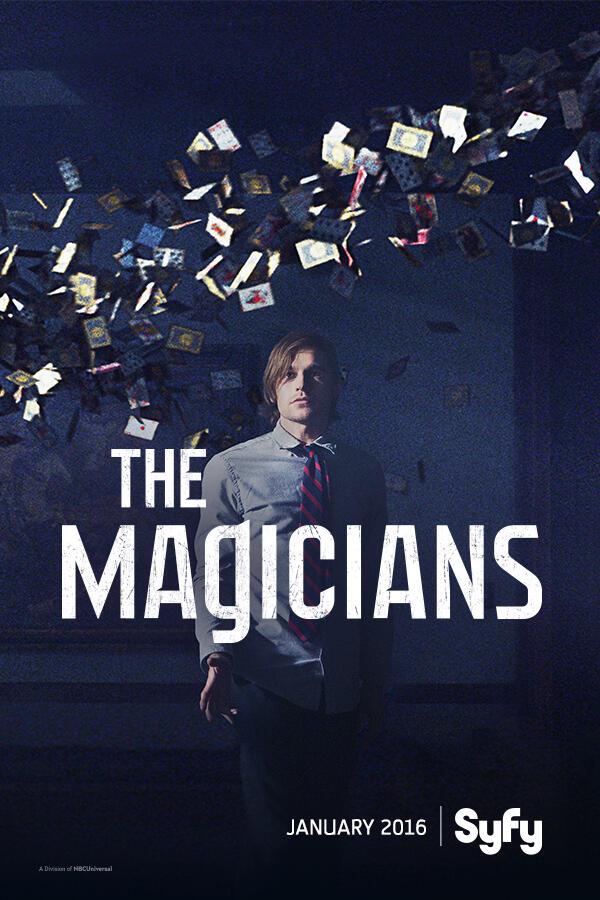 The Magicians, Staffel 1 mit Jason Ralph