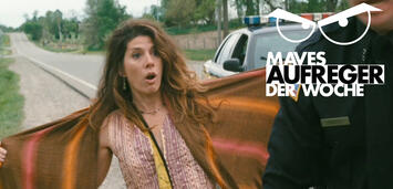 Bild zu:  Marisa Tomei 2011 in Salvation Boulevard