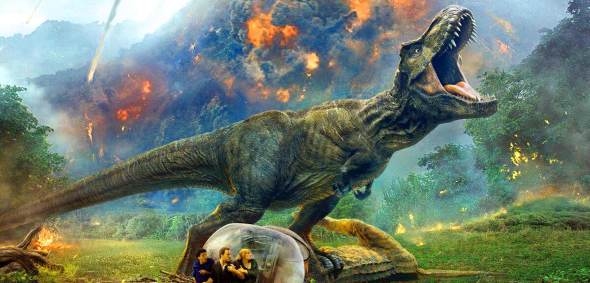 Wann Kommt Jurassic World Auf Dvd