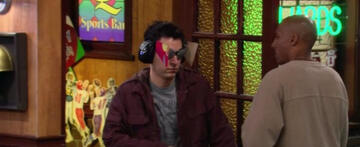 Super Bowl-Brille in How I Met Your Mother