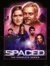 Spaced - Poster