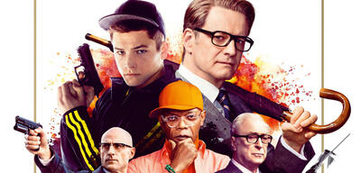 Poster zu Kingsman: The Secret Service