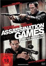 Assassination Games - Poster