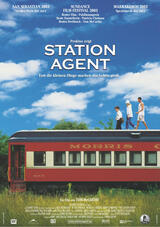 Station Agent - Poster