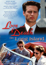 Love and Death on Long Island - Poster
