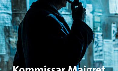 Kommissar Maigret: Die Tänzerin und die Gräfin, Kommissar Maigret: Die Nacht an der Kreuzung - Bild 1