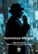Kommissar Maigret: Die Nacht an der Kreuzung Poster