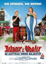 Asterix & Obelix - Im Auftrag ihrer Majestät - Poster