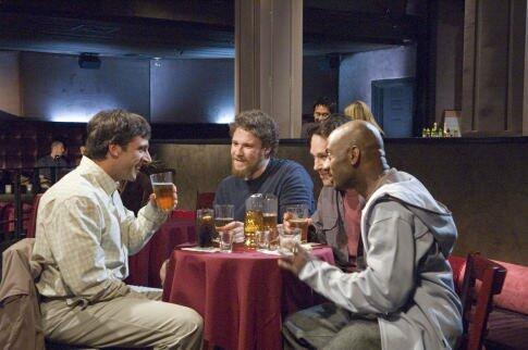 Jungfrau (40), männlich, sucht ... mit Seth Rogen, Steve Carell und Romany Malco
