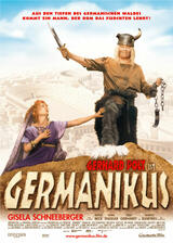 Germanikus - Poster