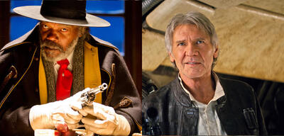 Samuel L. Jackson & Harrison Ford
