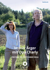 Immer Ärger mit Opa Charly - Poster