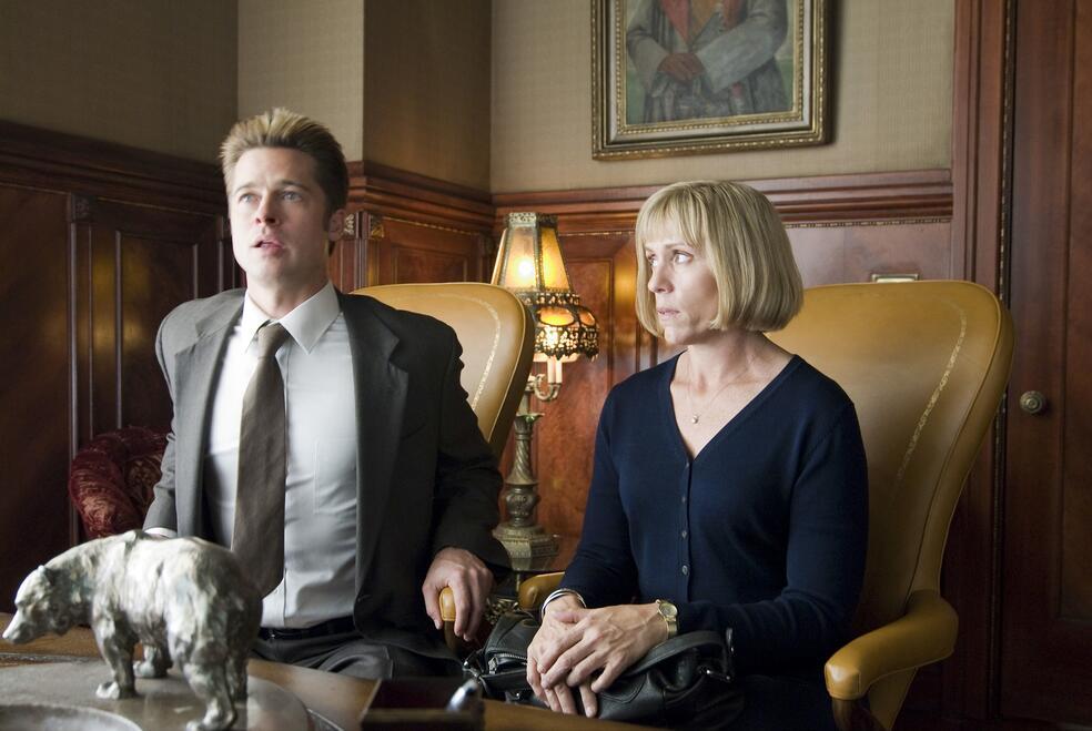 Burn After Reading - Wer verbrennt sich hier die Finger? mit Brad Pitt und Frances McDormand